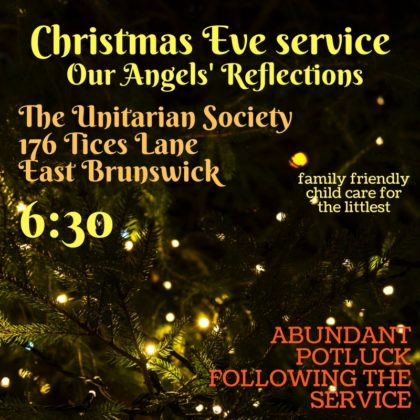 christmas eve service 630 pm